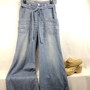 Anthropology Pilcro and the Letter Press Jeans